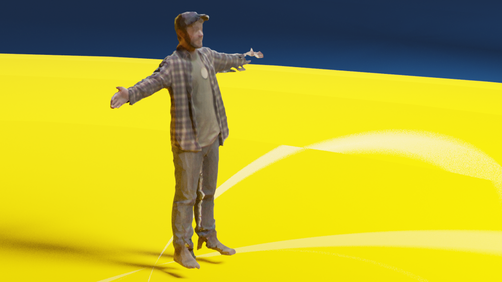 Dancing 3D Selfies : An Introduction to 3D Scanning and Rigging for